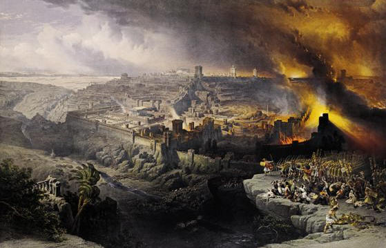 Destruction of Jerusalem 1