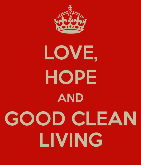 Good Clean Living