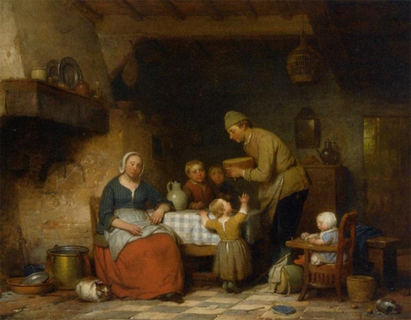 Peasant Family 1