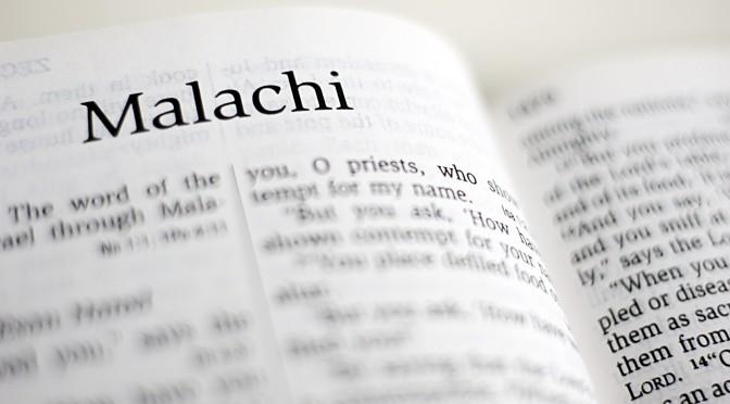 Malachi 1
